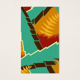 Cartão De Visitas AGONDA - Outono retro