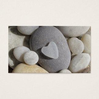 Cartão De Visitas Amor da praia