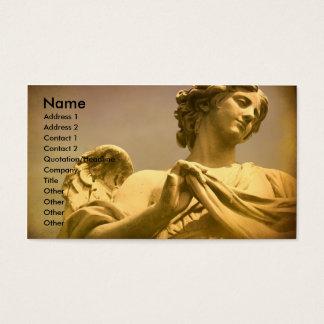 Cartão De Visitas Anjo