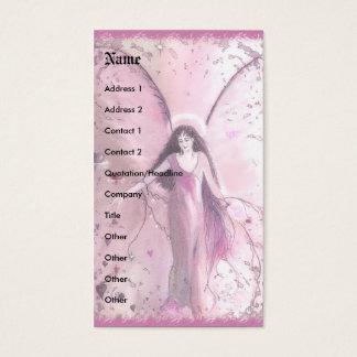 Cartão De Visitas Anjo da piedade, modelo