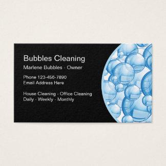 Cartão De Visitas Anúncio publicitário residencial do serviço da