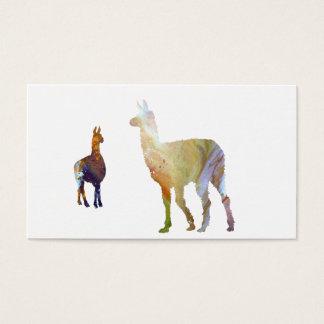 Cartão De Visitas Arte do lama