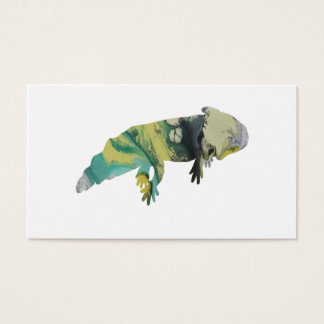 Cartão De Visitas Axolotl