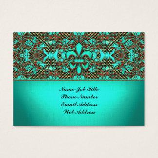 Cartão De Visitas Barony Wex de Iverk customizável