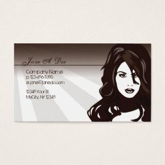 Cartão De Visitas Beleza