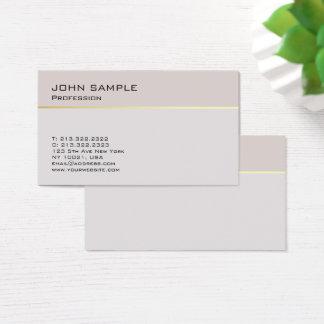 Cartão De Visitas Bens imobiliários elegantes profissionais de