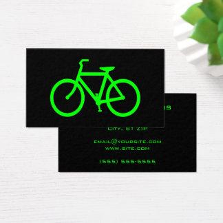 Cartão De Visitas Bicicleta do limão