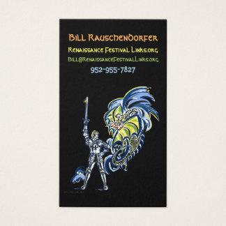 Cartão De Visitas Bill