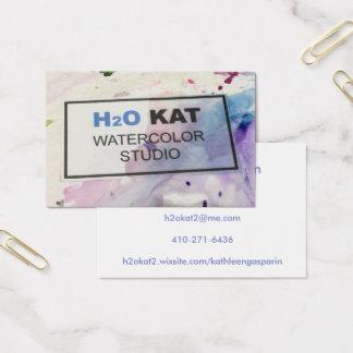 Cartão De Visitas biz card large