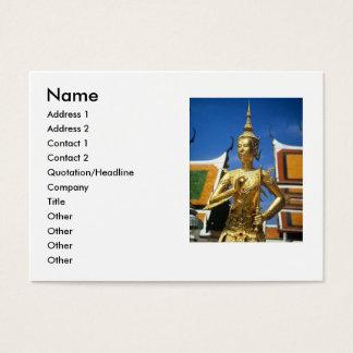 Cartão De Visitas Bkk5, nome, endereço 1, endereço 2, contato 1, Co…