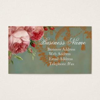 Cartão De Visitas Blenheim aumentou
