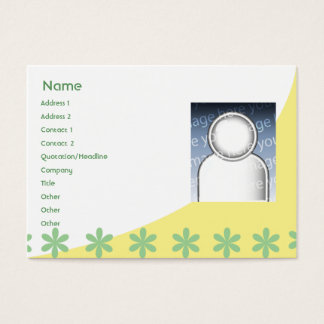 Cartão De Visitas Bolo - carnudo