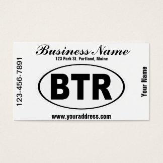 Cartão De Visitas BTR Baton Rouge Louisiana