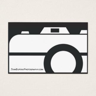 Cartão De Visitas Business Card Photographer