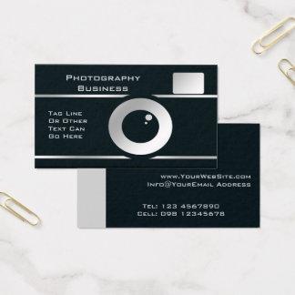 Cartão De Visitas Câmera do fotógrafo