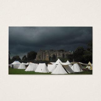 Cartão De Visitas castelo de Berkeley