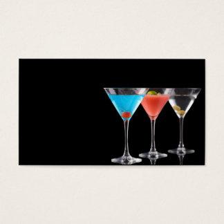 Cartão De Visitas Cocktail de Margarita
