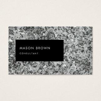 Cartão De Visitas Consultante Profi Abstrakte moderno Kunst