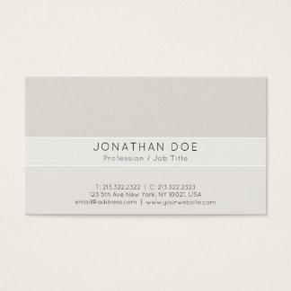 Cartão De Visitas Cores à moda profissionais criativas do harmónico