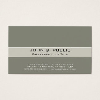 Cartão De Visitas Cores elegantes profissionais do harmónico do