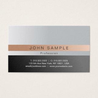 Cartão De Visitas Criar suas próprias cores elegantes do harmónico