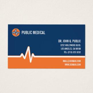 Cartão De Visitas Cuidados médicos médicos
