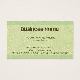 Cartão De Visitas ~ da palma do limão bc