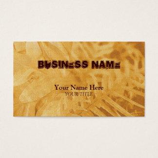 Cartão De Visitas ~ das samambaias das canvas bc