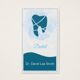 Cartão De Visitas Dentista