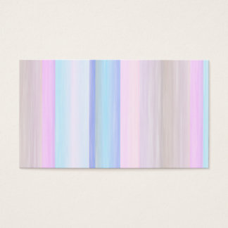 Cartão De Visitas design do estilo das cores pastel do livro da