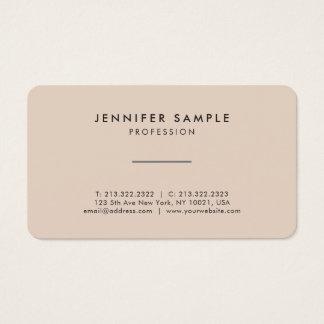 Cartão De Visitas Design moderno das cores elegantes profissionais à