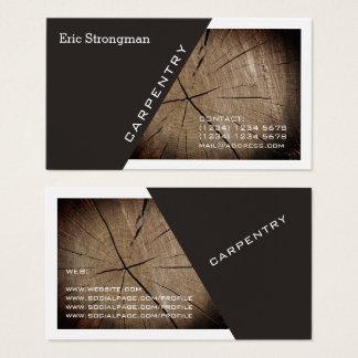 Cartão De Visitas Diagonal e quadro modernos do cobrir da mistura