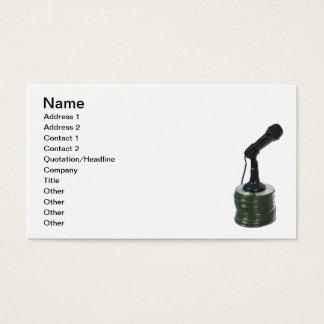 Cartão De Visitas Discos audio