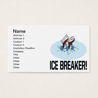 Cartão De Visitas Disjuntor de gelo