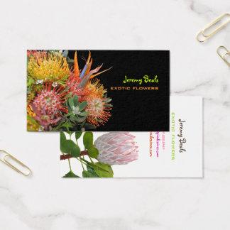 Cartão De Visitas ♥♥♥ do protea de PixDezines maui