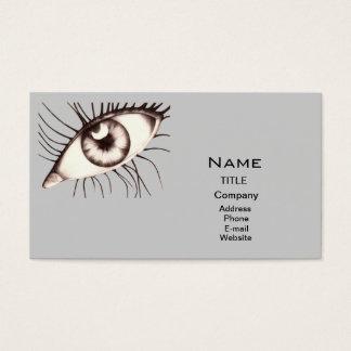 Cartão De Visitas Doutor de olhos
