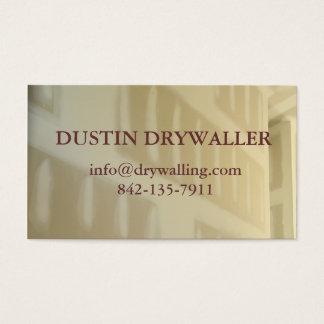 Cartão De Visitas drywall