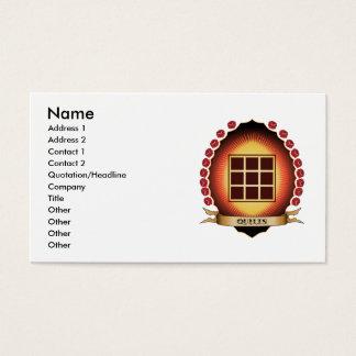 Cartão De Visitas Edredões Mandorla