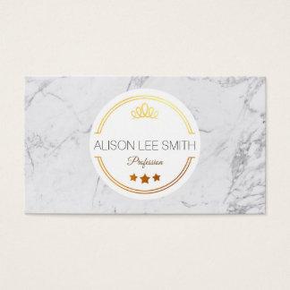 Cartão De Visitas Elegante genérico