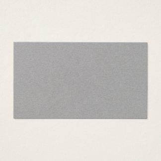 Cartão De Visitas Elegante simples profissional branco preto