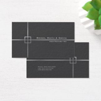 Cartão De Visitas Empresa da arquitetura