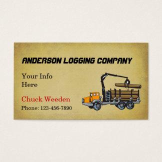 Cartão De Visitas Empresa de registo