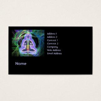 Cartão De Visitas Energia