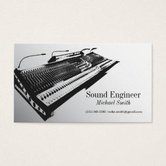 Cartão De Visitas Engenheiro sadio