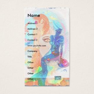 Cartão De Visitas Equilíbrio!