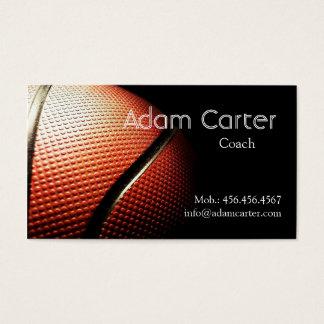 Cartão De Visitas Escola do esporte do clube do árbitro do jogador