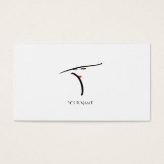 Cartão De Visitas Estilo do Couture