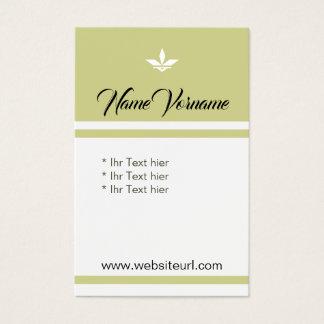 Cartão De Visitas firma business