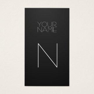 Cartão De Visitas Forma