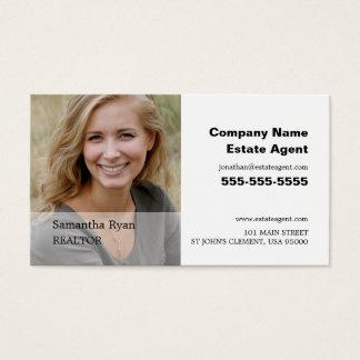 Cartão De Visitas Fotografia personalizada, corretor de imóveis,